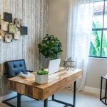 DIY office furniture for small spaces